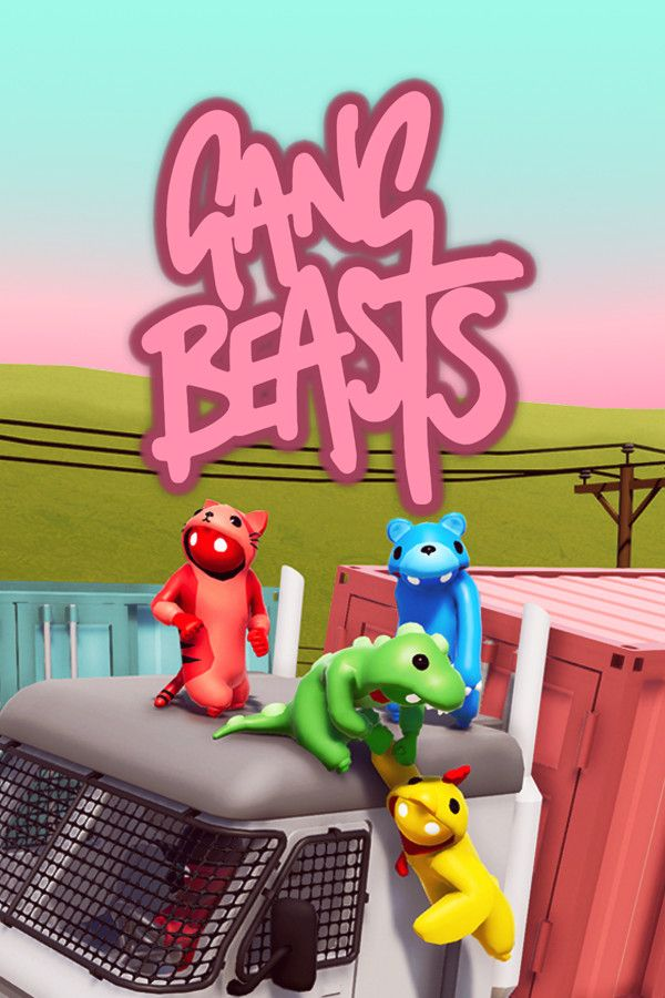 Gang Beasts V12 02 2020 Free Download Gang Beasts Beast Games Independent Games