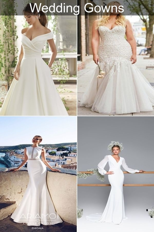 Simple Wedding Dresses New Dress Wedding Dresses Buy Wedding Gowns Online In 2020 Wedding Dresses Simple Wedding Gowns Online Wedding Gowns