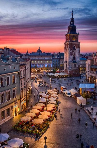 4 day-itinerary for a wonderful escape in Warsaw.