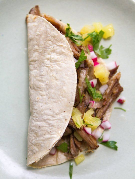 Recipe: Slow Cooker Pork Carnitas — Recipes from The Kitchn | The Kitchn