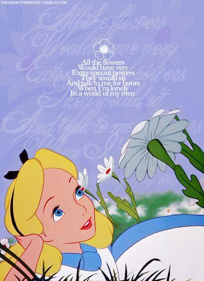 Alice In Wonderland Quotes Disney 91 Best Wonderland Images On Pinterest  Rabbit Hole Alice In .