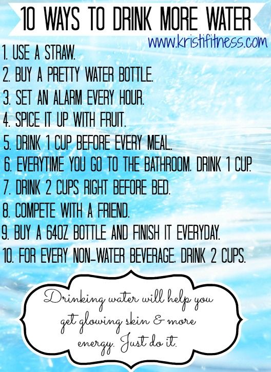 Drink more water daily to help you lose weight and have more energy. Need help sticking with a habit try these 10 ways to drink more water. www.kristicurtis.automaticceo.com