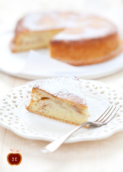 torta di mele senza olio né burro (provata! deliziosa! 10/10)