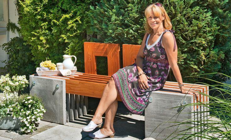 """Relaxliege Holz Bauanleitung ~ Über 1 000 Ideen zu """"Gartenliege Selber Bauen auf Pinterest"""