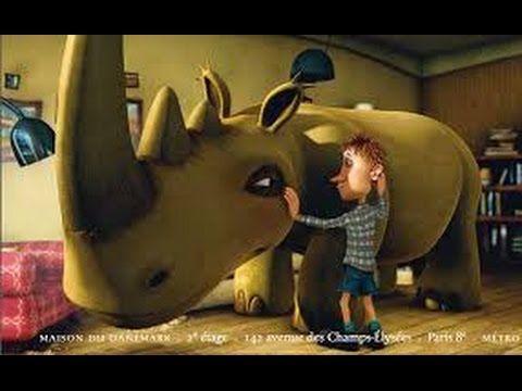 Otto le rhinocéros - dessin animé complet en francais