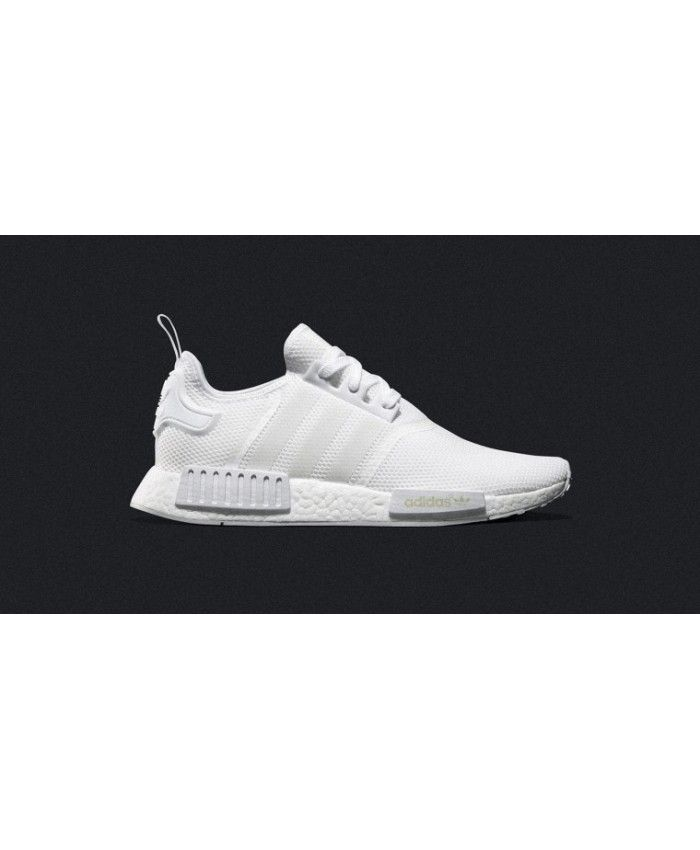 Royaume-Uni disponibilité bde61 50108 Adidas Nmd R 1 Triple White trainers for cheap | adidas nmd ...