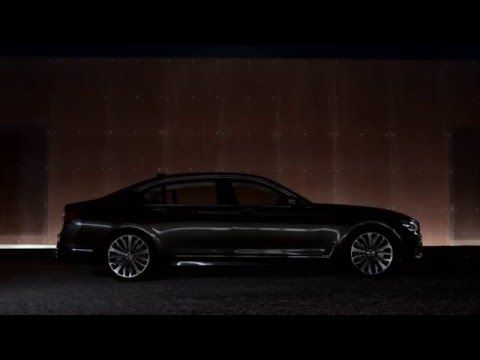 April 11 2016: BMW 7 Series: Carbon Core.