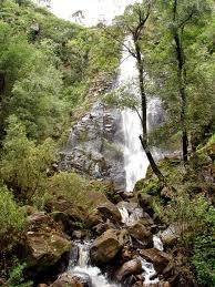 Mazamitla cascade, Jalisco