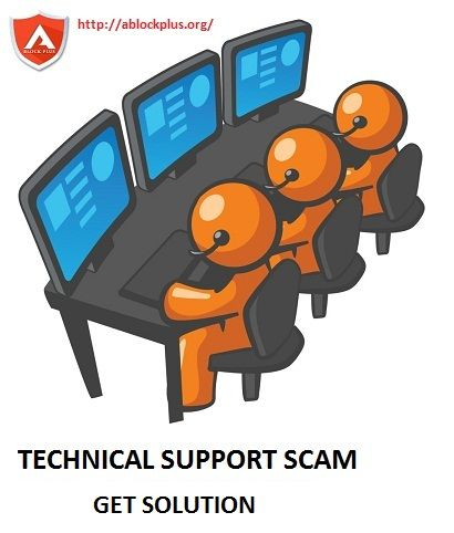 Technical support scammers are hackers who pretend to be from some legitimate organization and aims at stealing your personal information. Here is a solution for such scams.
