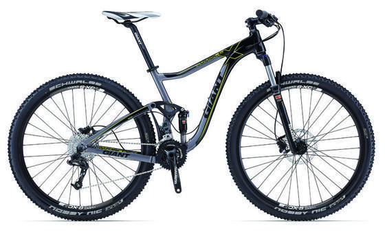 Giant releases details on new Trance X 29er