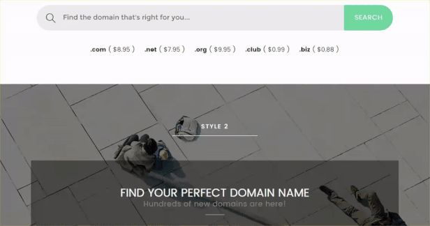 Instant Domain Checker by Zanthemes | CodeCanyon