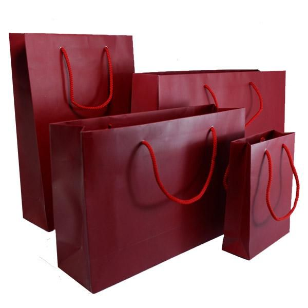 Visit us for small and large paper gift bags with handles for boutique, shopping or other purposes in bulk in UK. These gift paper bags are very easy to use. #BoutiqueBags #PaperBags #CarrierBags #ShoppingBags