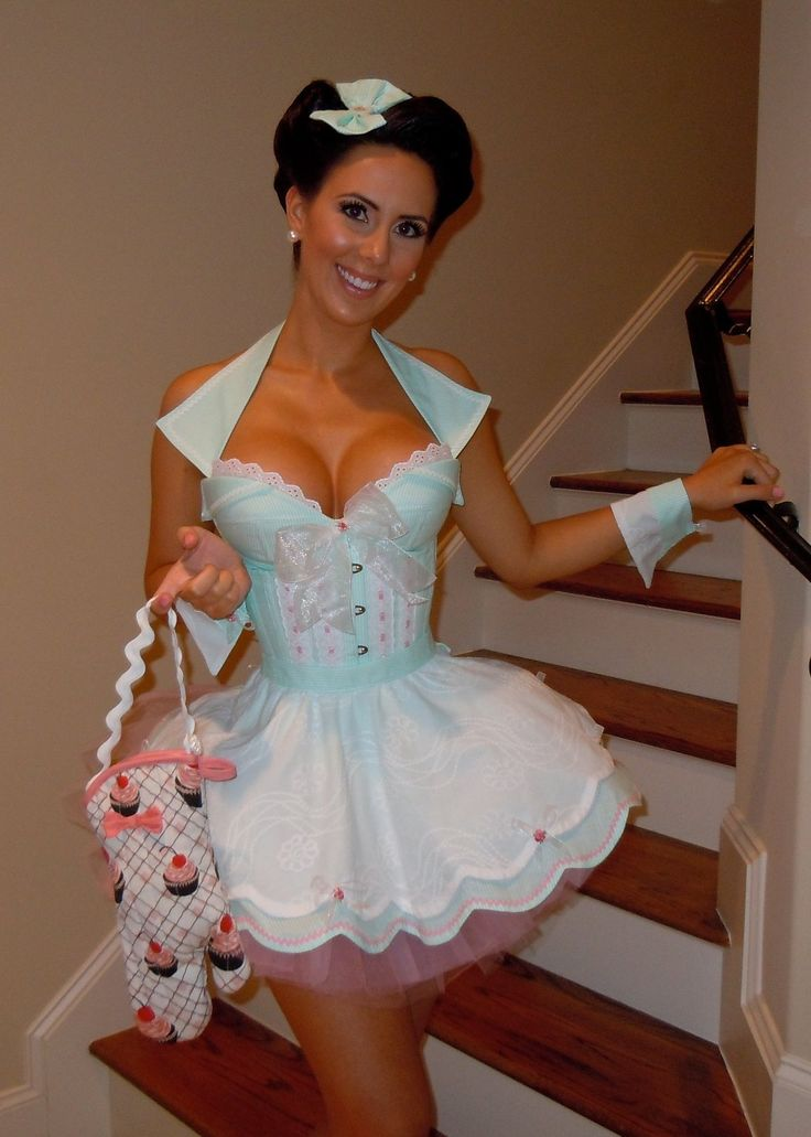 Consider, Wife french maid costume