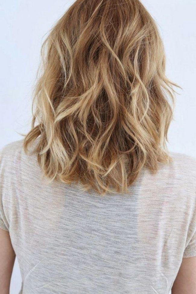 Frisuren halblang 2016 für Damen: 30 der trendigsten Stylings