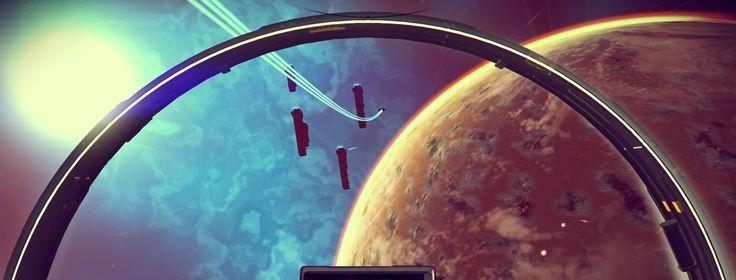 No Mans Sky Space Travel