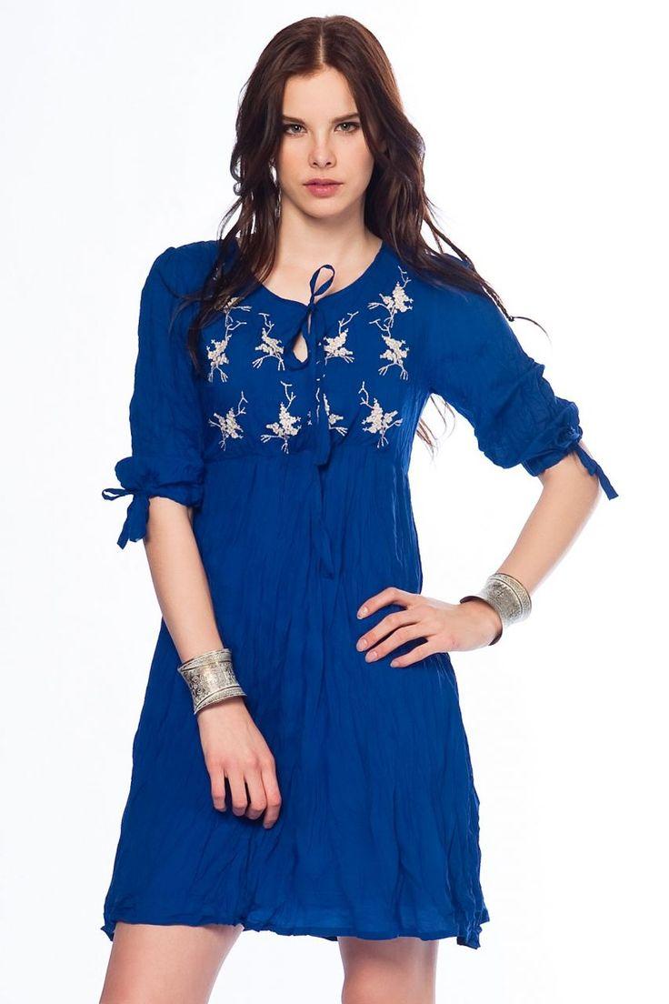 Modelleri ve elbise fiyatlar modasor com pictures to pin on pinterest - Otantik Irince Elbise Saks