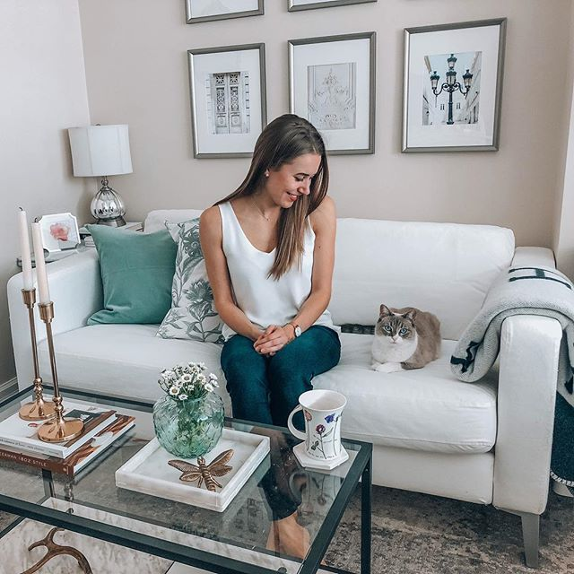 This week has really been dragging on for me! Anyone else agree? I woke up this morning and thought it was finally Friday  . . . . . . . . . . . . . . . . #homedecor #homeinspiration #torontoblogger #city #relax #home #love #canadianblogger #decor #spring #springdecor #springinspo #springinspiration #springblooms #pinterest #kitten #catsofinstagram #lilythemeow #cat #meow #lifestyle #interiors #lifestyleblogger #decorblogger #decor