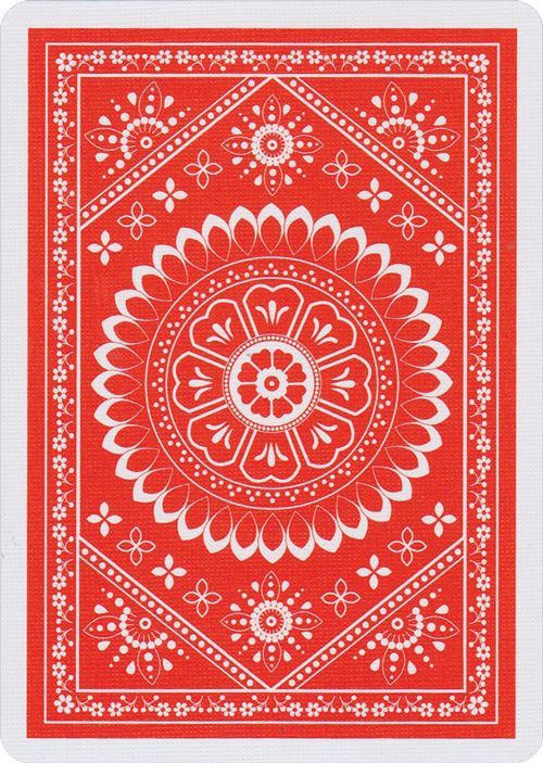 Russian Folk Art is a beautiful deck of playing cards inspired by Russian Folklore. The deck features 54 original designs from Natalia Silva who took inspiration from her Russian heritage and culture.