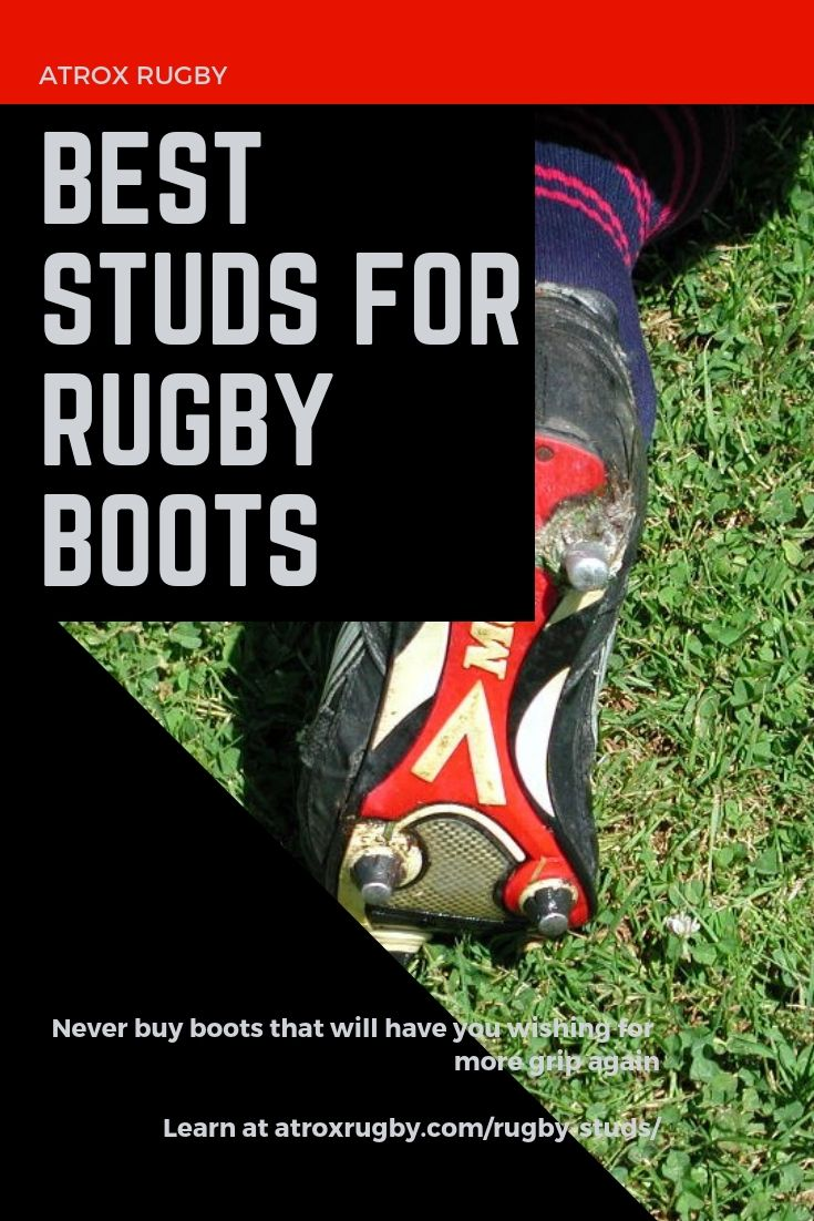 Choose the rugby studs that best suit your conditions. Learn why 21mm studs  just aren t suitable for hard ground. 33e267036cc7