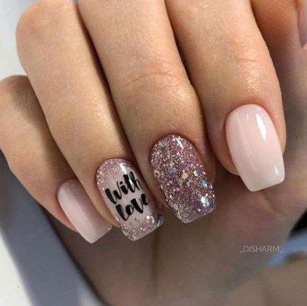 nails valentines designs acrylic 22 ideas  classic nails