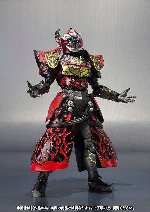 Soul web SHFiguarts Rider Yoroibu special page