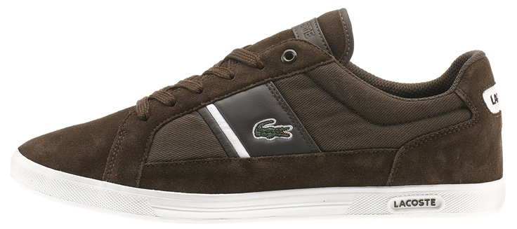 Lacoste Renard. Scarpa uomo da tennis, tomaia in suede e suola in gomma. Exclusive edition.    Prezzo: 99.00€    SHOP ONLINE: http://www.athletesworld.it/lacoste-europa-lacoste-8094482