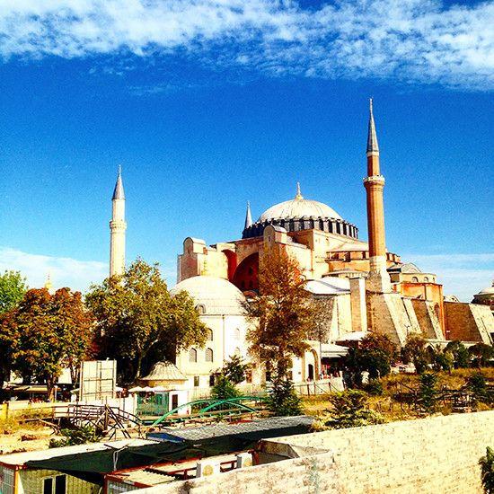 How close can you get?? (My hOtel: Four Seasons Istanbul at Sultanahmet, Turkey)