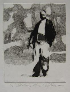 Frank Hobbs. Monotype