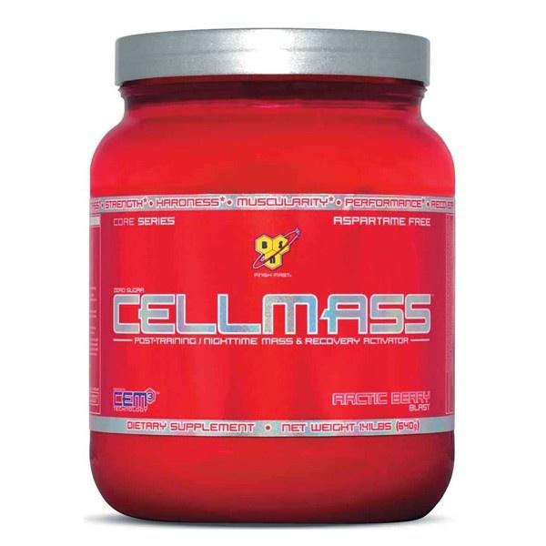 Cellmass® är en Post Workoutprodukt som laddar upp musklerna med näringsämnen som kan användas för att bygga muskler, till skillnad från vanligt kreatin som bara fyller magen med vatten och skapar en hel del obehag.