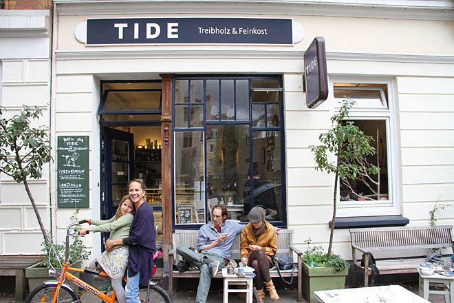 Cafe Tide Hamburg / Ottensen