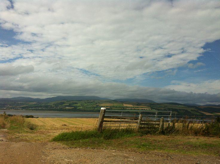 Near Inverness, Scotland