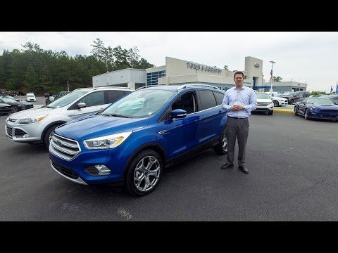 Looking for a stylish compact SUV that's roomy, comfortable and extremely capable with state-of-the-art features and impressive tow ratings? If so, we encourage you to test drive a preowned 2017 Escape Titanium at Key West Ford in New Westminster,...
