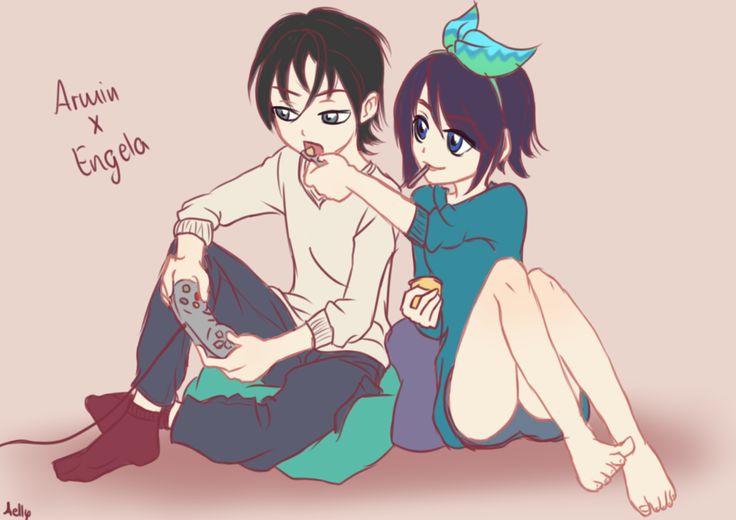 Armin e Docete ❤