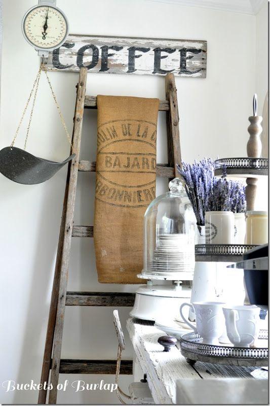 Home Tour- Kitchen - Buckets Of Burlap