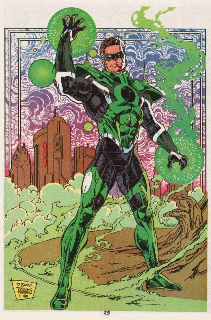 Hal Jordan as Parallax:Green Lantern #50