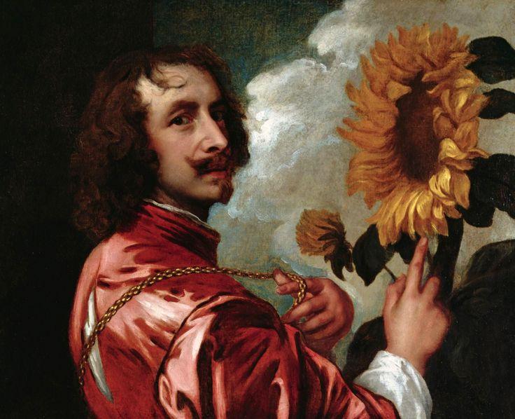Antoon van Dyck (1599 -1641) was een Vlaamse barokschilder uit de Antwerpse School.  Hij schilderde voornamelijk portretten, maar ook stukken met een religieus of mythologisch onderwerp. Door velen wordt hij beschouwd als de grootste barokschilder uit de Zuidelijke Nederlanden na Rubens. Zijn stijl werd aanvankelijk sterk beïnvloed door Rubens, maar later, tijdens een verblijf in Italië, vatte hij ook bewondering op voor Titiaan, wat in veel van zijn schilderijen is terug te zien…