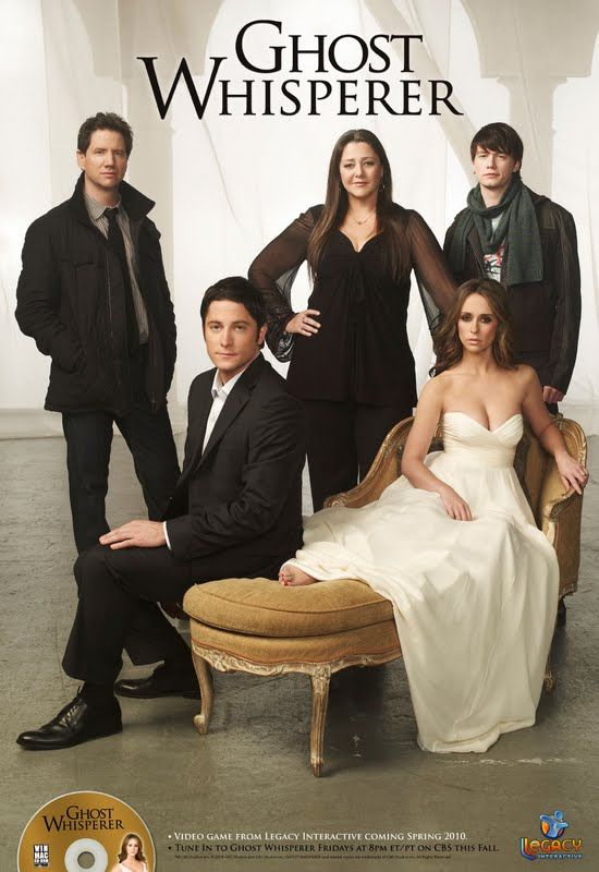 GHOST WHISPERER - the first season is by far the best, especially the last eps when we find out Andrea became a ghost, that was gripping tv.  It's became PANTS when they had a child, it ruined it.