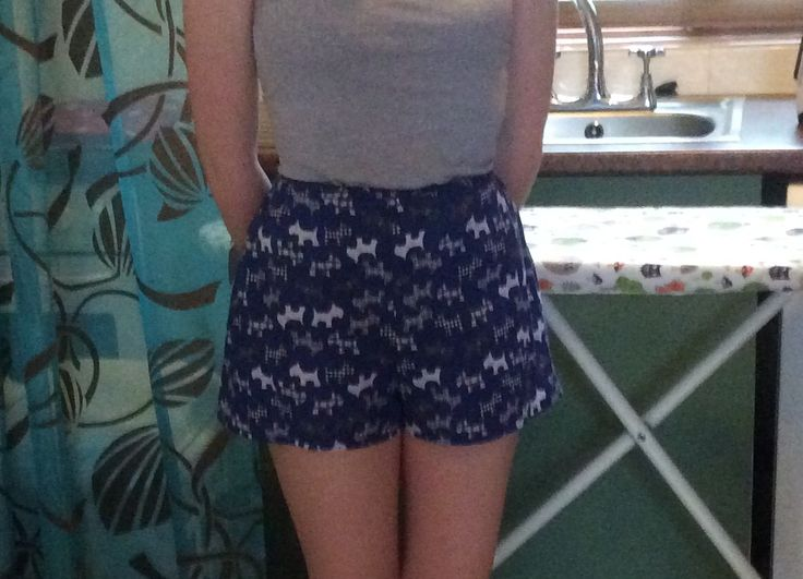 Pyjama shorts. A great fit and very comfy!