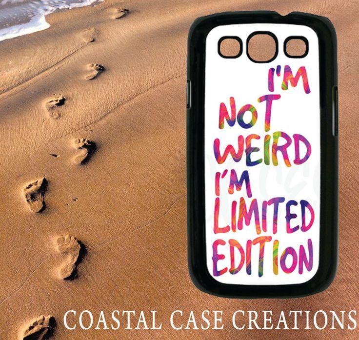 Samsung Galaxy S3 Hard Plastic or Rubber by CoastalCaseCreations, $18.99