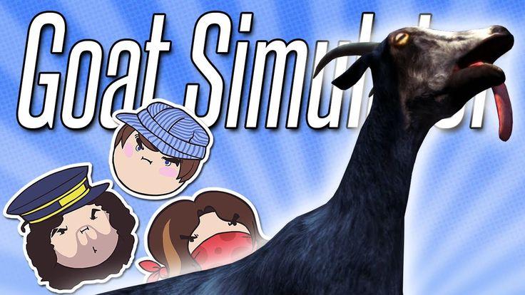 Goat Simulator - Steam Train