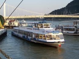 Een tochtje maken over de Donau