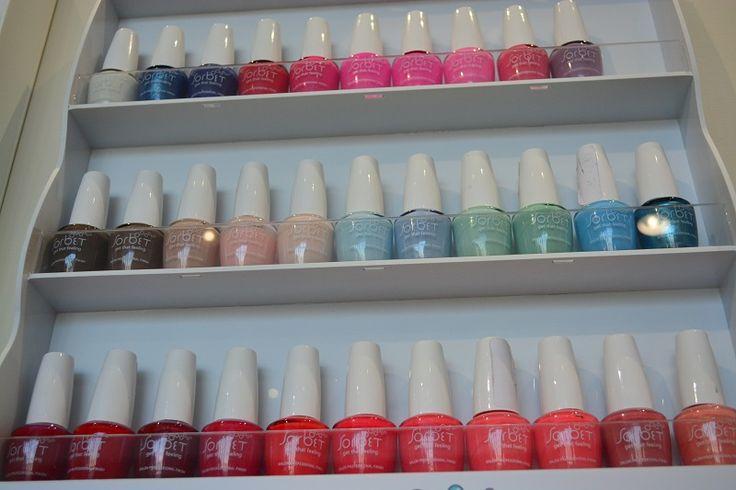 #Nailpolish and more, straight from #Sorbet #beautycare
