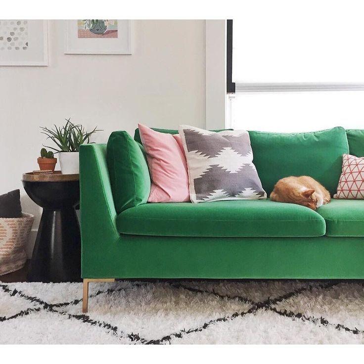 Pin Von Sofa Gesetzt Auf Sofa Gesetzt Mit Bildern Grunes Sofa Ikea Ideen Einrichtungsideen