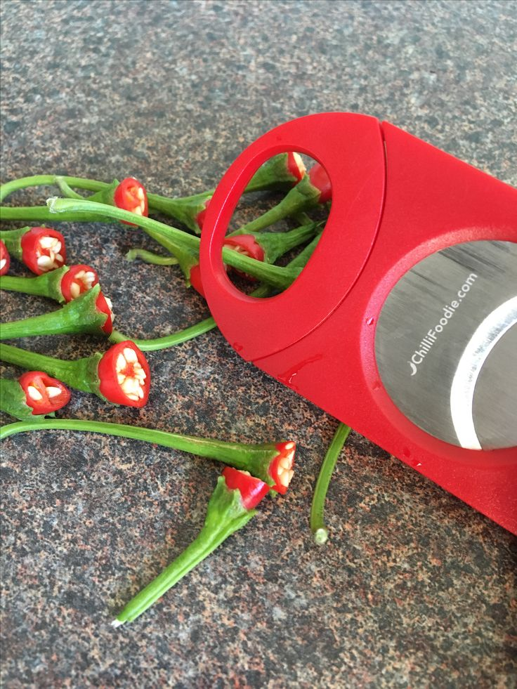 Have you got yours yet? Chilli slicer 🌶 AKA chilli cigar slicer 😝 No need for a cutting board, no need to handle the hot chilli, just a perfect slice every time, thick or thin, a little or a lot, straight over your dish! Get yours now from chillifoodie.com (high food grade stainless steel designed for the kitchen, & extra large cutting circumference for those big juicy jalapeños 🌶👌🏼) Oh & free shipping world wide 😉 Keeping life fresh & spicy 🌶