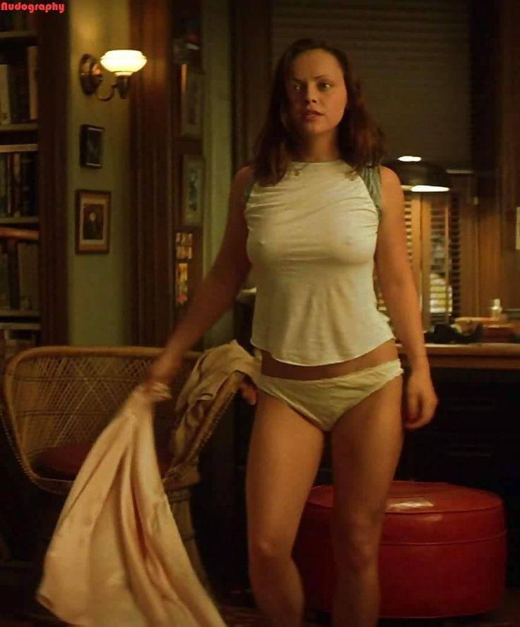 Christina Ricci recalls her naked scene in Z: The