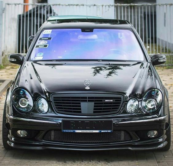 E55 ///AMG on point👌 💥@VRPspeed For AMG Performance parts