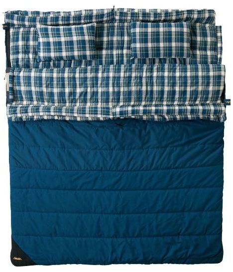 A Double Sleeping Bag
