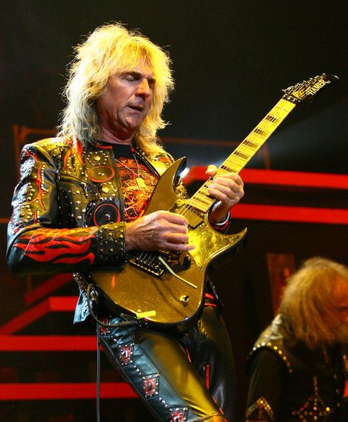 Glenn Tipton (Judas Priest)....Do You Like Your Rock Heavy?  This Is The Axe Man For You...Great Work On Those Frets On Some Really Heavy Metal Tunes...