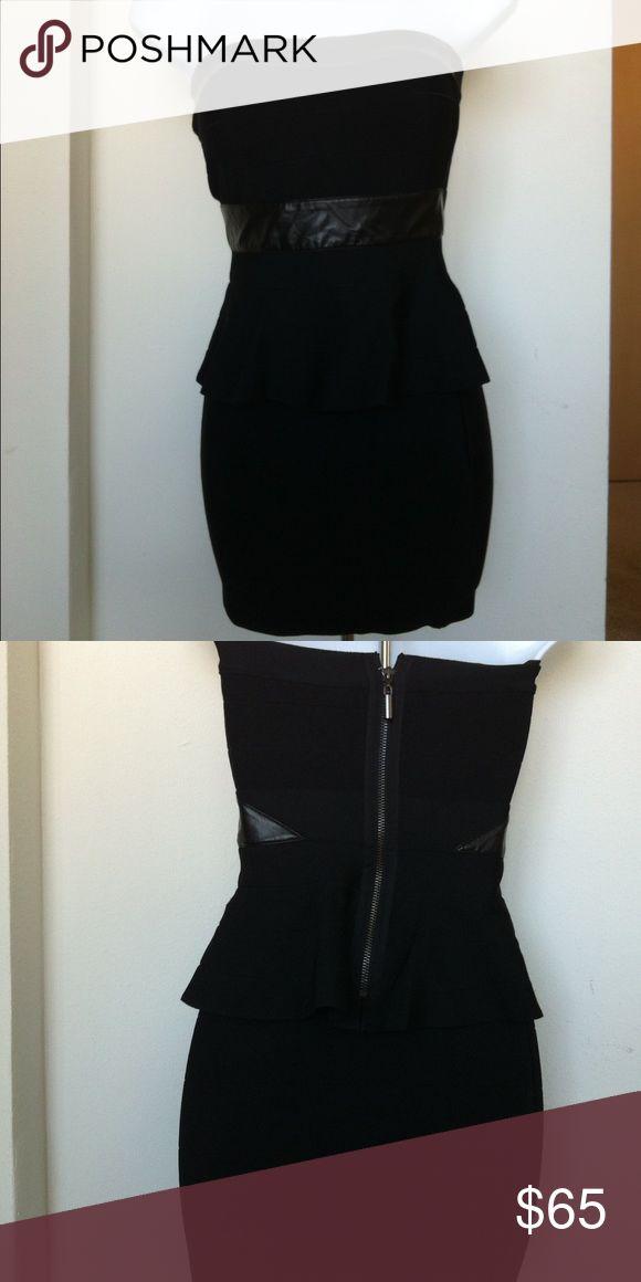 Smart sleeveless dress Smart elegant black dress Dresses Mini