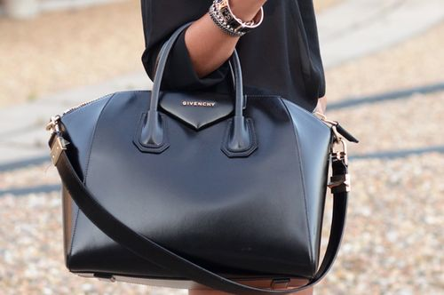 Fashion Beautiful, Black Bags, Everyday Fashion, Fashion Style, Women Bags, Totes Bags, Work Bags, Leather Bags, Givenchy Bags